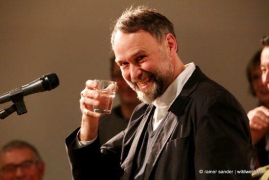 Ein Prost von Dr. Holger Birkholz (Foto: Rainer Sander)