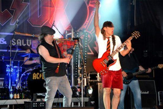 AC/DX - AC/DC Tribute Band
