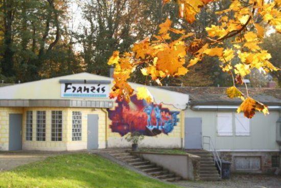 Wird am 30. April 25 Jahre alt: Das Kulturzentrum Franzis in Wetzlar.