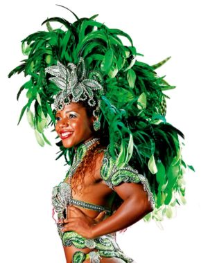 Was für's Auge - und für die Ohren: Das Cultura do Brasil-Festival in Rietberg