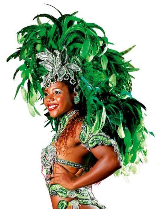 Cultura do Brasil – Samba-Musik-Festival im Park
