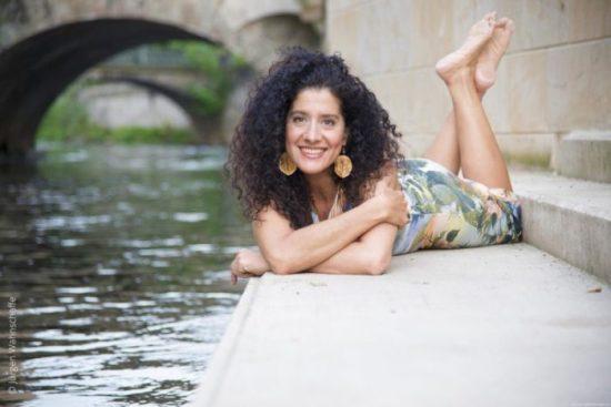 Auch Marcia Bittencourt (Brasilien) ist in Rietberg dabei.