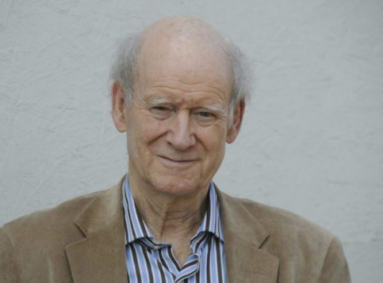 """Franz Hohler stellt seinen neuen Roman """"Das Päckchen"""" vor"""
