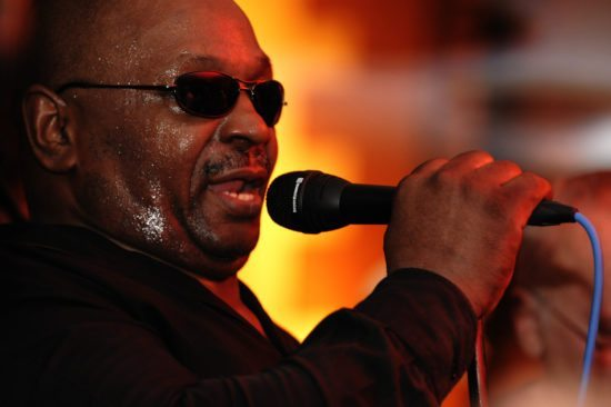 Motown in Paderborn: Big Lenny Exson
