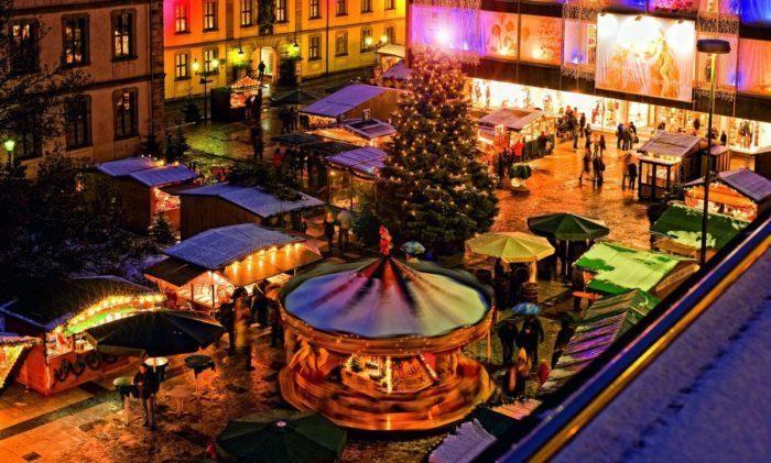 Weihnachtsmarkt in Fulda 2017: Alle Jahre wieder!