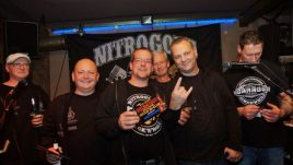 Let's Rock: Nitrogods & Woodrage in Joe's Garage in Kassel