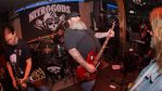 Nitrogods in Joe's Garage. Wer hat noch mal gesagt, Rock'n'Roll sei tot?