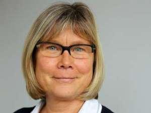 Sabine Herms setzt sich für eine bessere Infrasturktur in Nordhessen ein