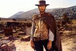 """Clint Eastwood in seiner Rolle als Der Blonde im Film """"The Good, The Bad And The Ugly"""" (dt. Titel paradoxerweise: Die glorreichen Halunken - Leih-DVD 20th Century Fox)"""