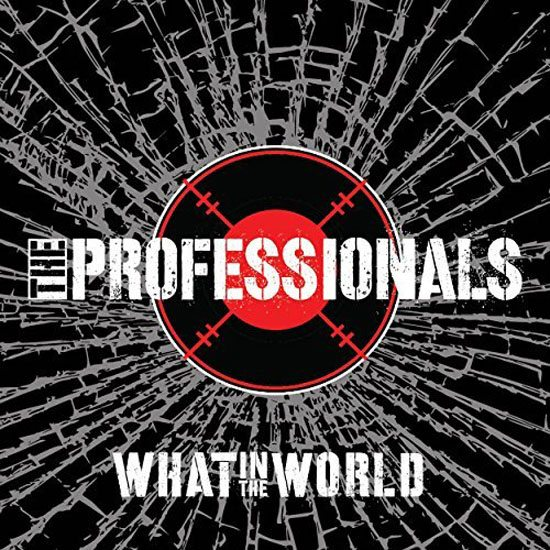 The Professionals - What In The World (Autonome Rec)