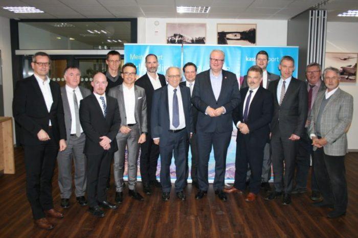 Kassel Airport: Neu ausgerichteter Flughafen-Beirat nimmt Arbeit auf