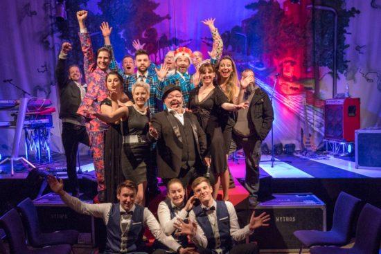 Prunk im Schafstall Marienmünster: Das Schlosstheater lädt ein zum Tag der offenen Tür!