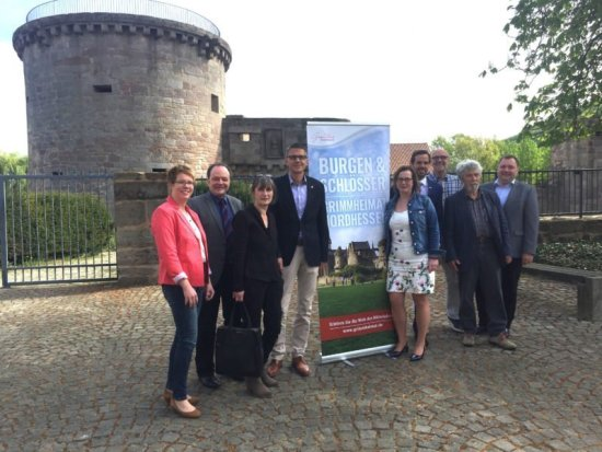 Die Mitglieder der Kooperation GrimmHeimat Nordhessen freuen sich auf den Beginn der Saison 2018.