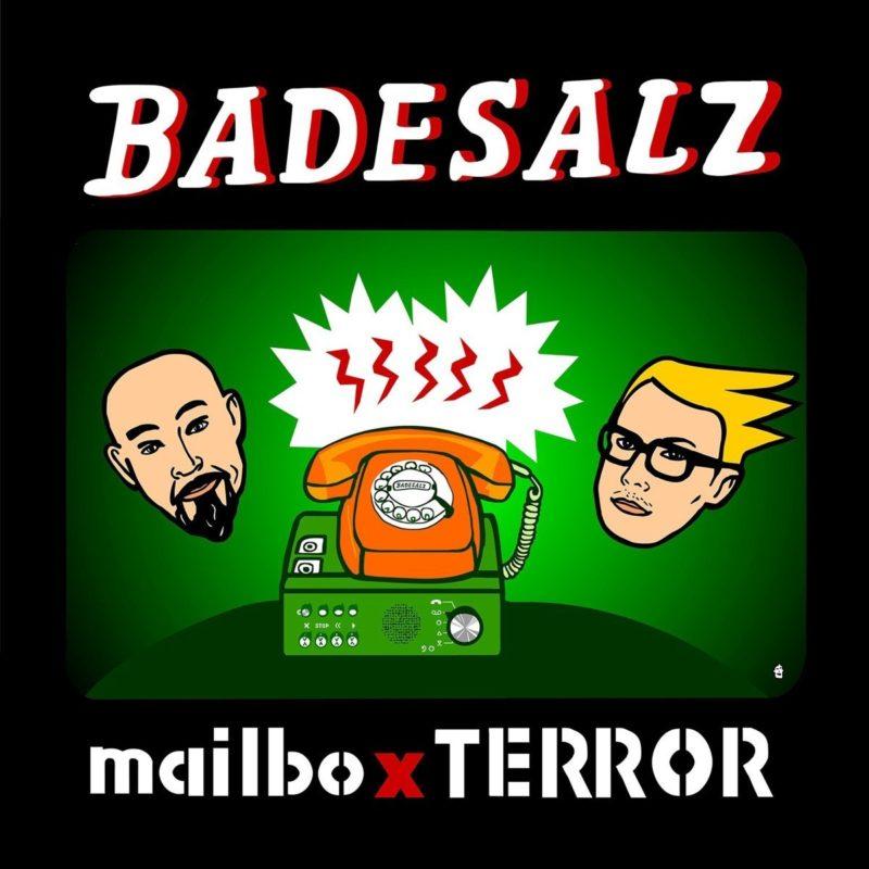 BADESALZ - Mailbox-Terror (Frau Batz Records)
