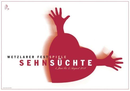 Wetzlarer Festspiele 2018 Plakat