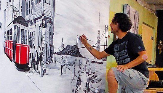"Suat Özdemir - ""Once upon a time"""
