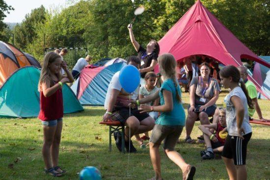 Inklusives Zeltlager der Hephata-Festtage: Anmeldeschluss ist am 15. August!