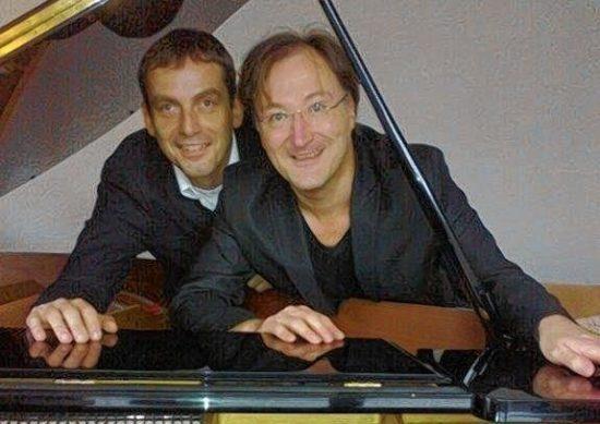 Ralph Dillmann und Gerd Kaufhold (© oh)