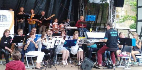 Das Samstag-Morgen-Orchester