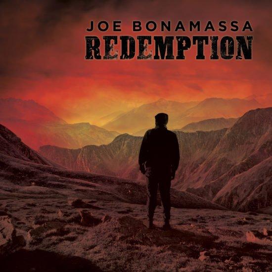 Joe Bonamassa Redemption Albumcover