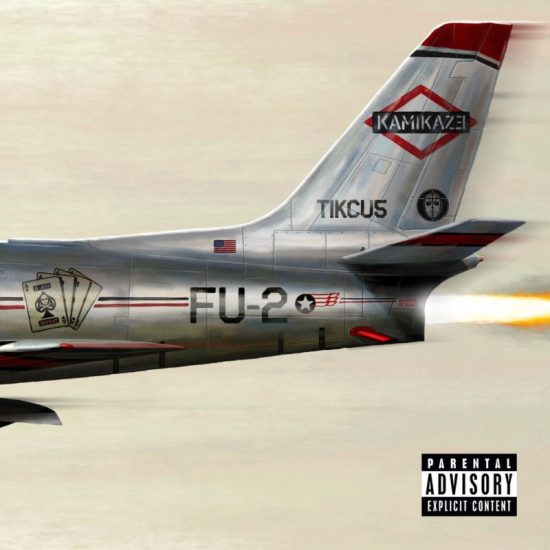 Eminem – Kamikaze (Aftermath/Interscope/Shady)