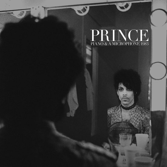 CD Cover Prince - Piano & A Microphone 1983