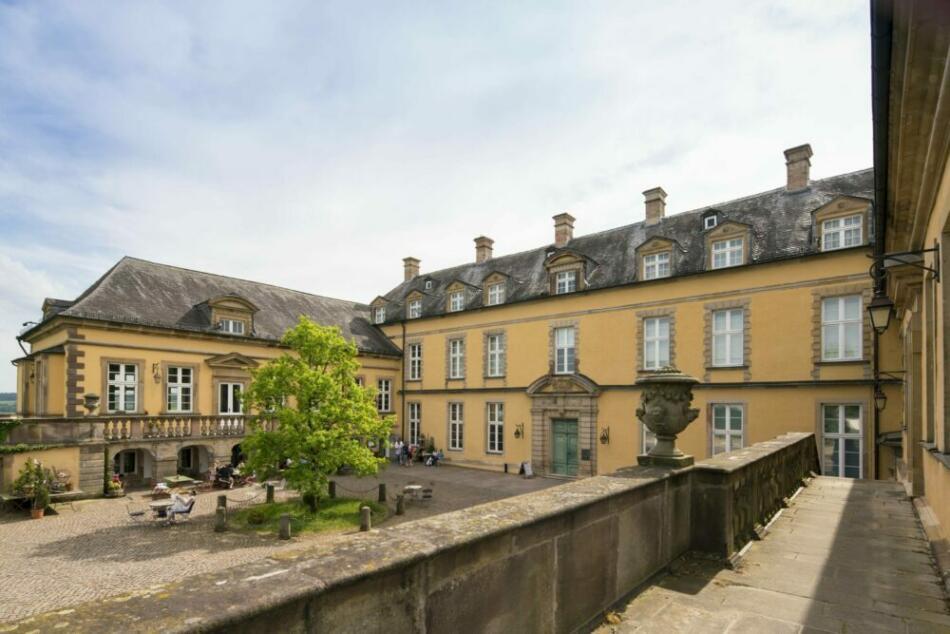MHK Schloss Friedrichstein (c) Katharina Jäger: Schloss Friedrichstein, Freie Arbeit für die Museumslandschaft Hessen Kassel