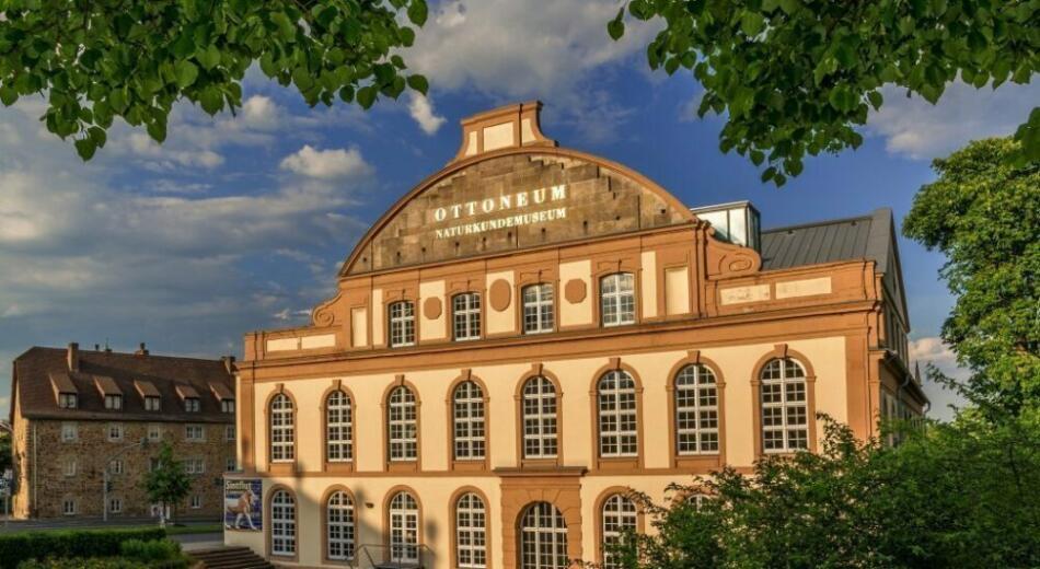 Naturkundemuseum im Ottoneum (c) Kassel Marketing GmbH Foto Patrick Baensch