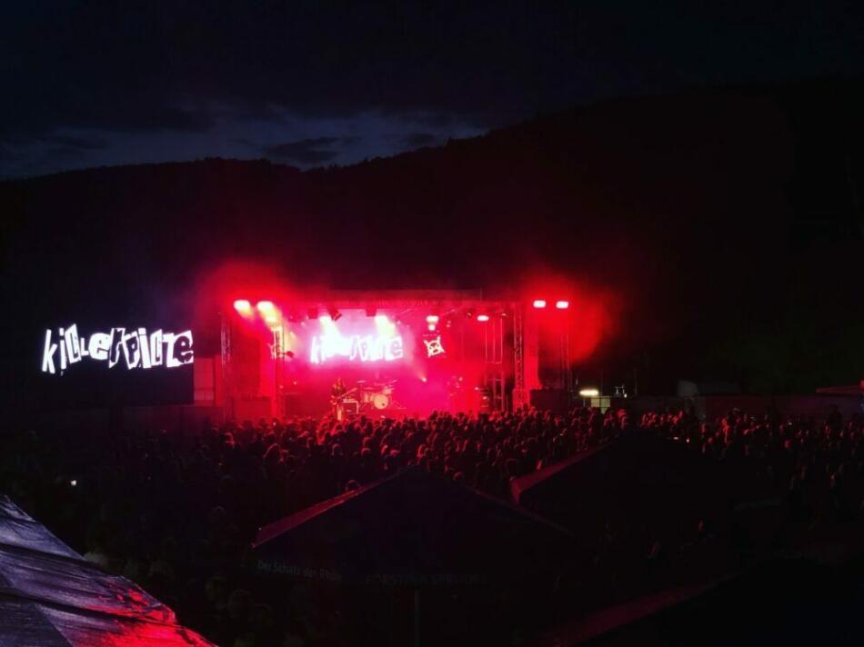 Killerpilze, Haune-Rock, Festival - (c) Sascha Ruppert