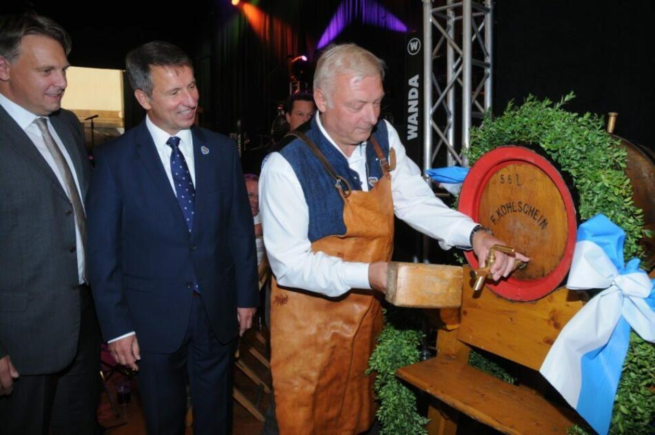 Eröffnungsfeier (c) Stadt Warburg