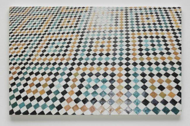 Toba Khedoori   Untitled-tile 2014   (c) Toba Khedoori Courtesy the artist Regen Projects and David Zwirner.jpg