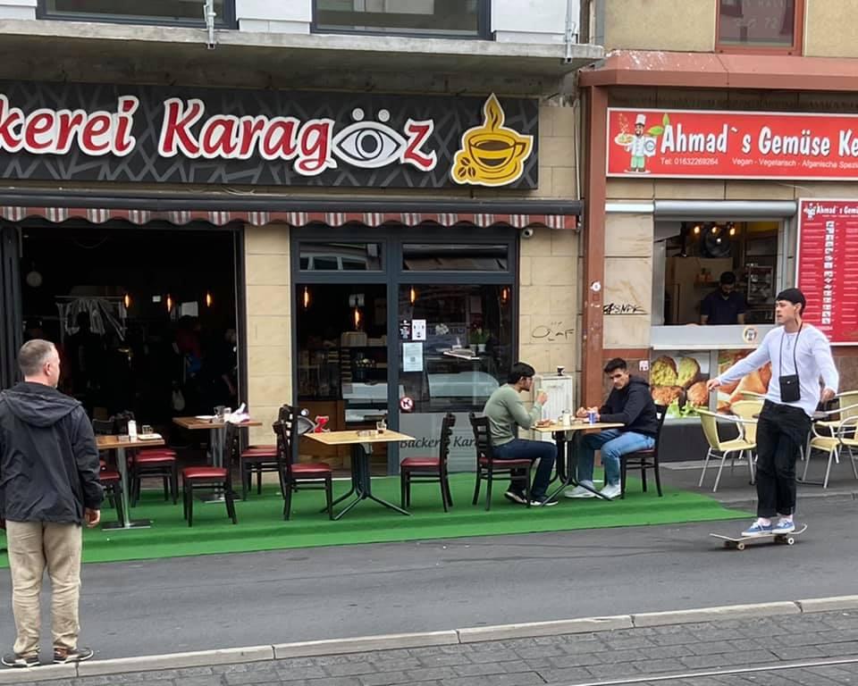 Untere Königststraße Kassel - Fußgängerzonen Experiment 01 - (c) Ernesto Plantera