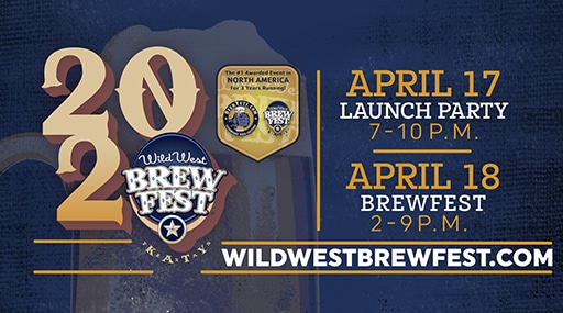 Wild West Brew Fest!  Saturday, October 24, 2020 from 3:00-9:00pm