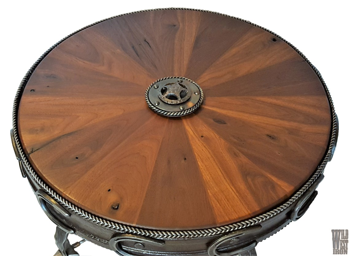 Round Coffee Table Variation Three Top