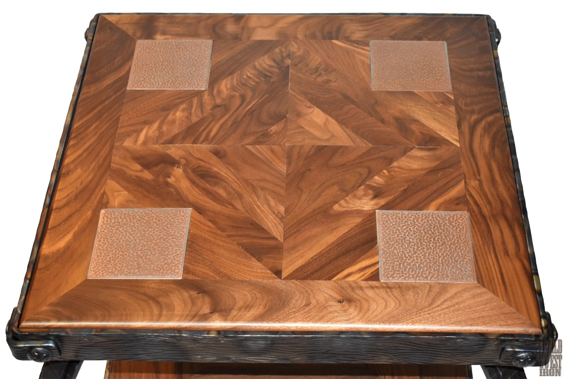 End Table Variation Four Top
