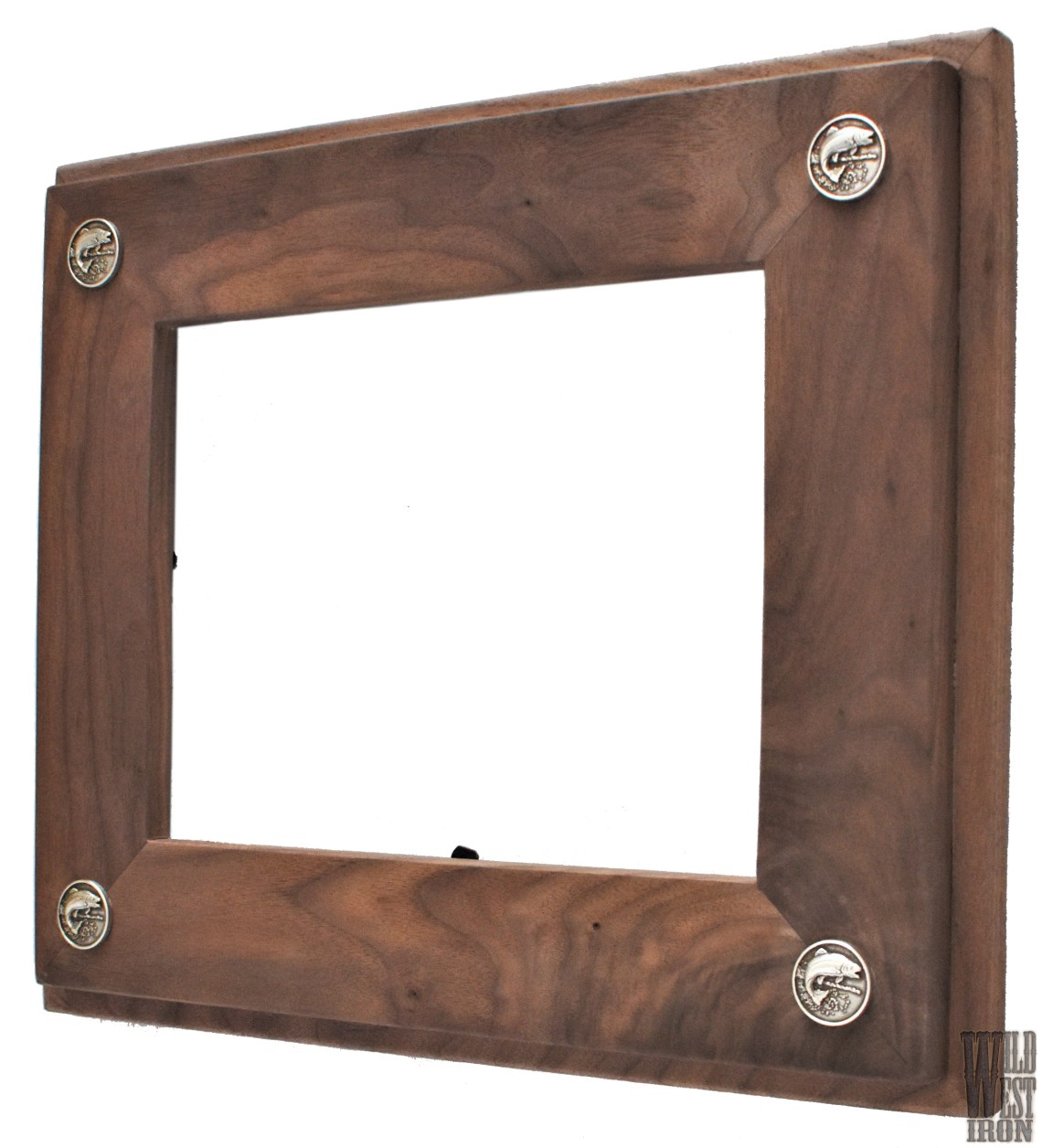 Walnut Picture Frame Front