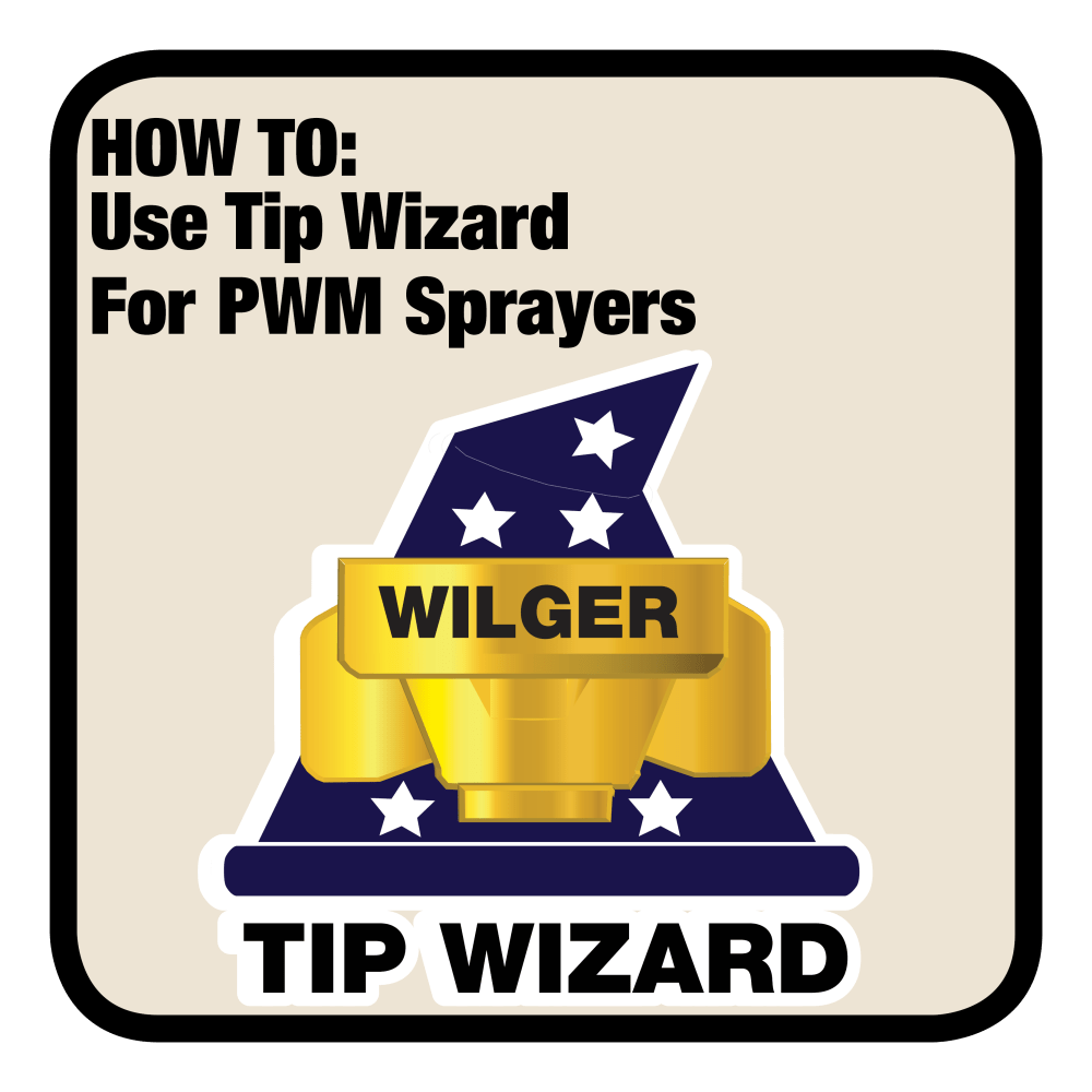 medium resolution of guide to using tip wizard for pulse width modulation spray systems wilger
