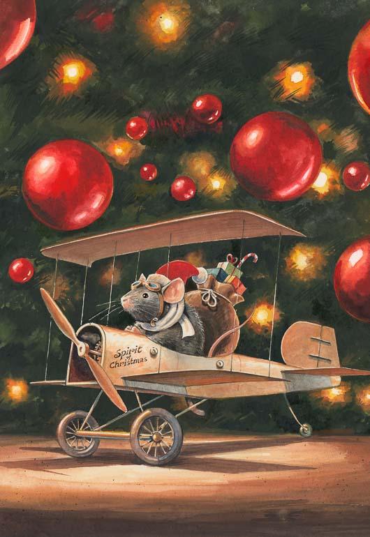 Spirit of Christmas ©Torben Kuhlmann/NordSüd Verlag