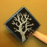 Decorating My Graduation Cap