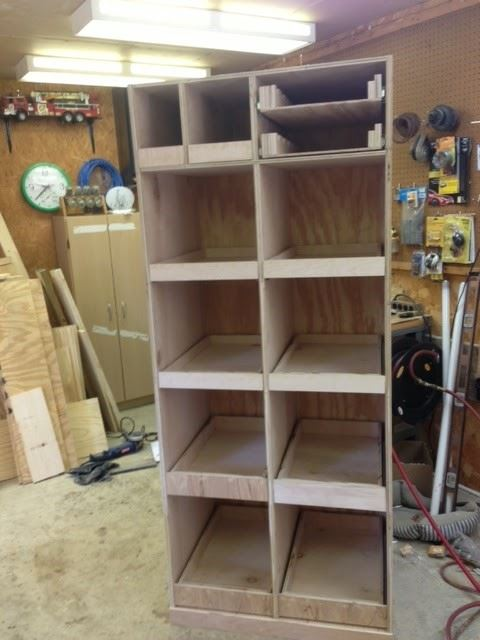 DIY Freestanding Pantry with Pullout Drawers  Wilker Dos