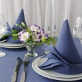 Napkin folding ideas to spruce up your restaurant s tables