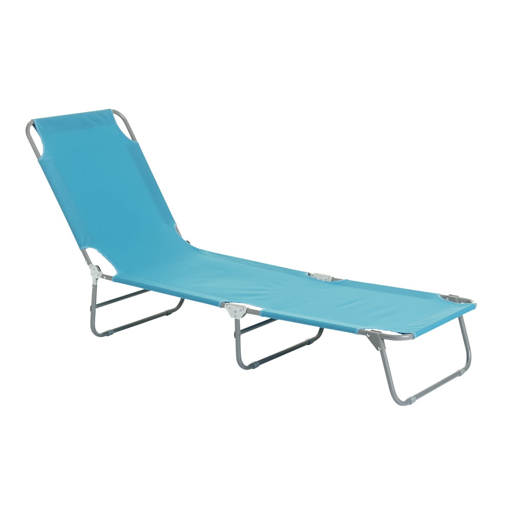 cheap sun lounge chairs stool chair with backrest wilko folding lounger image 1
