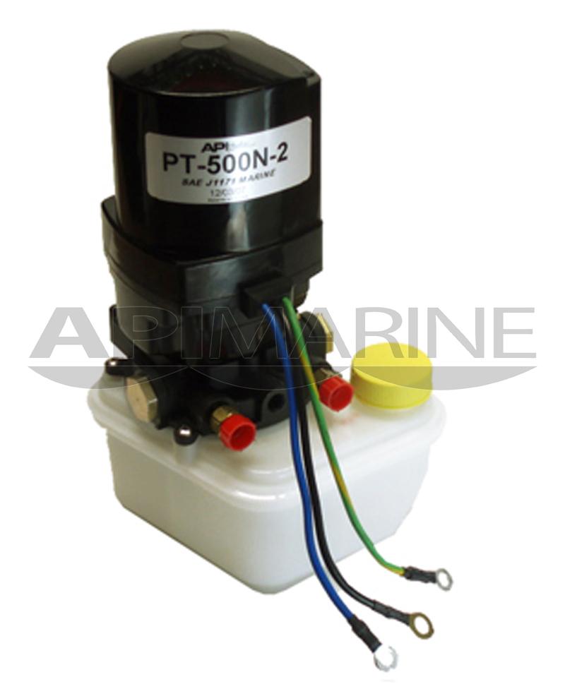 medium resolution of mercruiser power trim tilt motor pump reservoir 14336a8