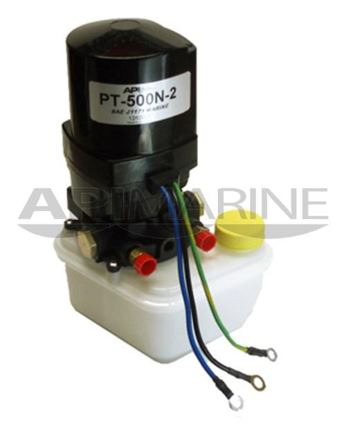 small resolution of mercruiser power trim tilt motor pump reservoir 14336a8