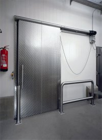 Industrial Sliding Doors Manchester, Steel Sliding Doors ...