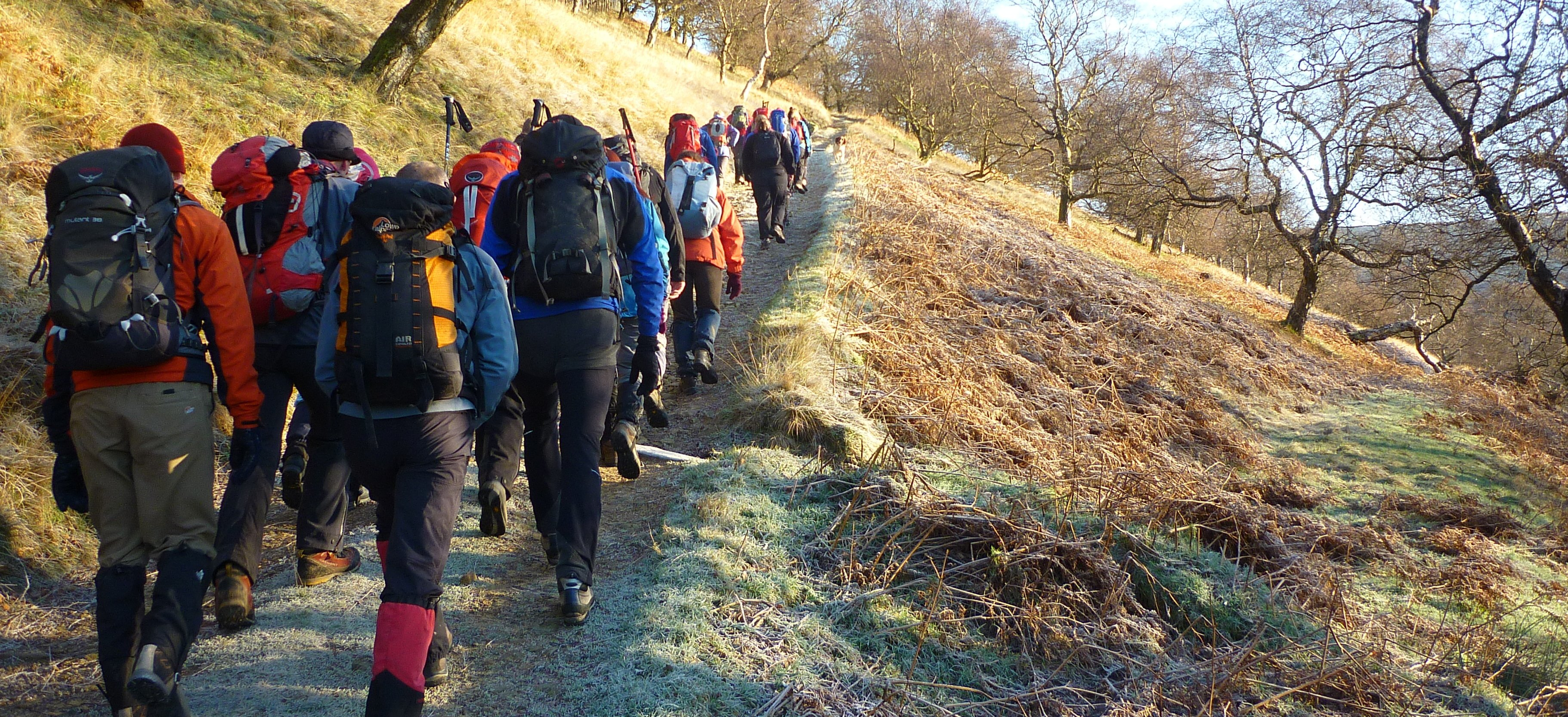 free guided peak district