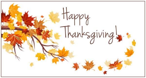 happy thanksgiving - bake