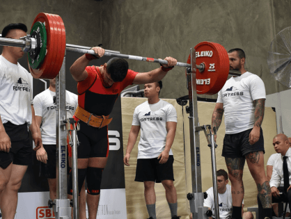 The thing I focus on most when coaching the squat