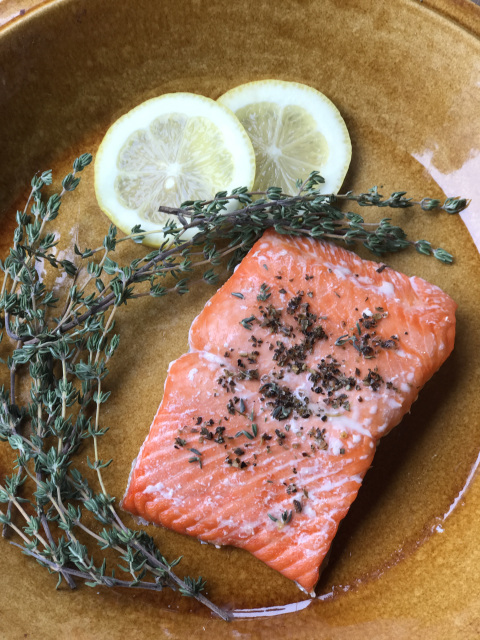 CoOp Combo 10 Pounds Sockeye Salmon portions  5 Pounds