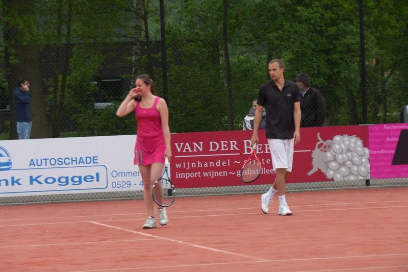 Leanne en Willem